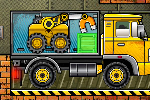 卡车装载机4