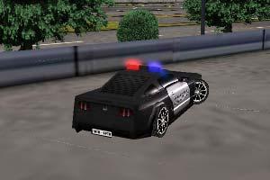 警车驾驶技巧
